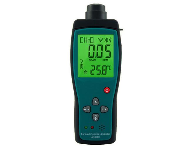 Detector de gas hal/ógeno AS5750 Detector de fugas de gas refrigerante port/átil Detector de gas hal/ógeno